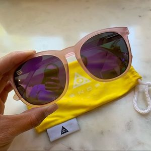 Blenders Purple Polarized Sunglasses